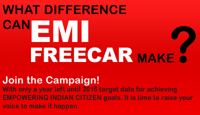 what difference can emi free car make